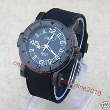 New Casual Silicone Strap Fashion Men Boy Jelly Rubber Quartz Wrist Watches Gift