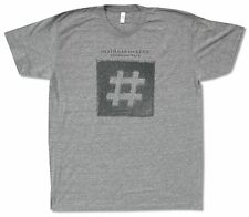 """DEATH CAB FOR CUTIE """"CODES AND KEYS"""" HEATHER GREY T-SHIRT NEW OFFICIAL ADULT"""