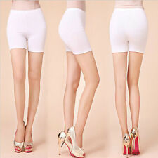 Lady Casual Dancing Shorts Plus Size M-4XL Sport Women Skinny Safety Pants C3308