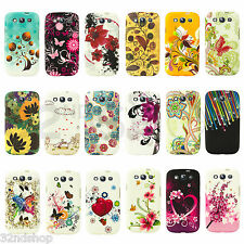 Soft Silicone TPU Rubber Design Cover for Various Mobile Smart Phones