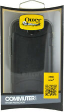Genuine Otterbox Commuter Series Case for HTC One S in Retail Packaging black