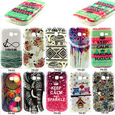Stylish Silicone Case For Samsung Galaxy Fresh Lite Trend Duos GT S7390 S7392