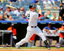 Chase Headley New York Yankees 2014 MLB Action Photo RO076 (Select Size)