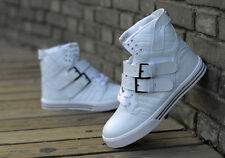 USB charge Light Men womens sport shoes 7 color lace Up white sneakers shoes