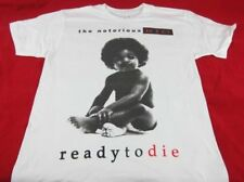 Mens NEW Biggie Notorious BIG Ready to Die Brooklyn Mint Rap T-Shirt Sz S M L XL