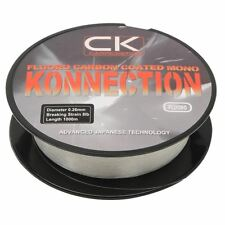 Carp Kinetics CK Line Fluoro Carbon Coated Mono Konnection 1000m Spool