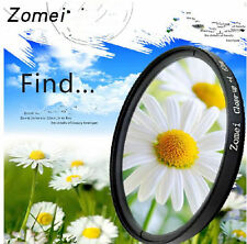 ZOMEI 52 55 58 62 67 72 77 82 +10 Close Up Macro Filter For Hoya Canon lens