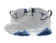 "Men Air Jordan 7 Retro ""French Blue"" White/Blue 304775-107"
