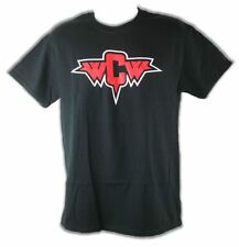 WCW World Championship Wrestling Red Logo Mens T-shirt
