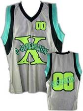 DX D-Generation X Banned Jersey Shirt WWE New