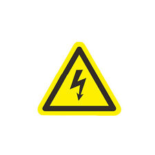 Danger High Voltage Electric Warning Safety Label Sign Decal Sticker USA