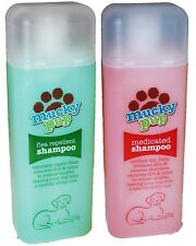 MUCKY PUP DOG SHAMPOO FLEA REPELLENT / MEDICATED FOR PROBLEM SKIN 475ml