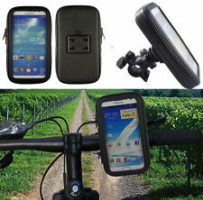 Bike & Waterproof Bicycle Motorcycle Mount Holder for Motorola Cell Phones 2014