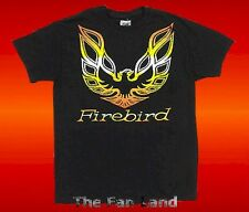 New Pontiac Firebird Trans Am Black T-Shirt