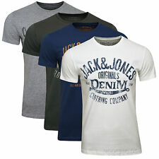 ORIGINALS JACK & JONES CREW NECK T-SHIRT Gr.S,M,L,XL,XXL