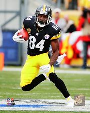 Antonio Brown Pittsburgh Steelers 2014 NFL Action Photo RO068 (Select Size)