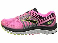WOMEN BROOKS Glycerin 12 RUNNING SHOES PINK 100% AUTHENTIC