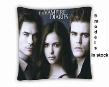 The Vampire Diaries Throw Pillow Case Cover Cushion Bed Pillowcase 9 Models