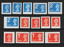 2014  M14L & MA14 Multi-Choices of  2nd, 1st, 2nd Large & 1st Large Machins