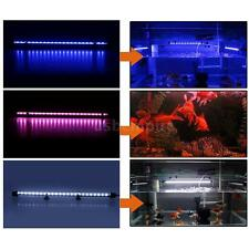 24 LED 48cm Aquarium Bright Submersible Lamp Light Bar for Fish Tank Lighting