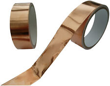 Slug Tape Copper Tape Repellent 30mm x Longer 4m Roll - Various Pack Size