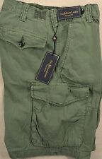 NWT Polo Ralph Lauren SIZE 34 36 & 38 Relaxed Fit Cargo Shorts