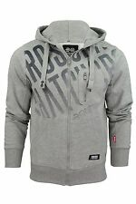 Mens Hoodie/ Sweatshirts by Crosshatch 'Simonte' Zip Thru