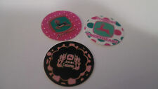 Pre Cut One Inch Bottle Cap Images! Tractor Deere Free Shipping!