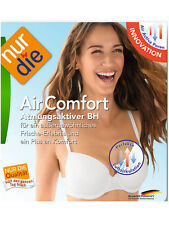 NUR DIE Form & Figur AIR COMFORT Schalen BH optimale Zirkulation 75 - 90 Cup B C