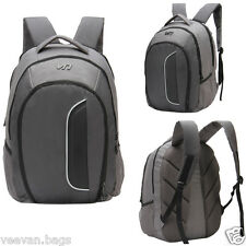"Top Quality 16-17"" Laptop Backpack Book Bag Notebook Case Computer Back Pack NEW"