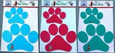 Pup Deck Paw Prints Dog Traction Pads for SUP Paddle Boards 4 New Colors!
