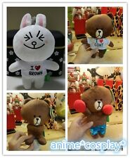Naver Line App Characters Brown & Cony T-shirt plush doll For GIFTS