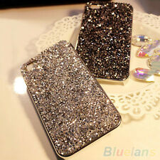 Hot Luxury Shiny Rhinestone Bling Phone Cover Case For iPhone 6 & iPhone 6 Plus