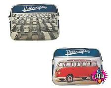 NEW RETRO STYLE OFFICAL VW CAMPER COMBI VAN SHOULDER MESSENGER BAG NEW WITH TAGS