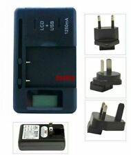 BL-44JH Battery Charger for LG Optimus L7 P700 P705 LG Motion 4G MS 770
