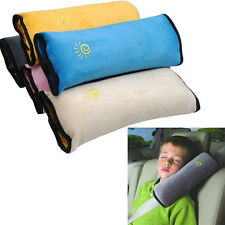 Baby Children Safety Strap Car Seat Belts Ремни Pillow Shoulder Protection Trend