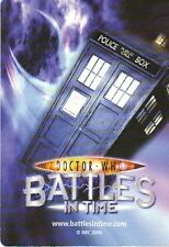 Doctor Who Battles In Time Daleks vs Cybermen