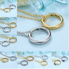 2015 New THE ONE RING Lord of Charm 12 Styles Hot Necklace Pendant Chain Jewelry