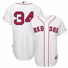 2015 David Ortiz Boston Red Sox Authentic On-field Home White Cool Base Jersey