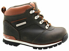 Timberland Euro Hiker Youth Boots Brown Leather Boys (6478R) U29