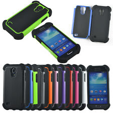 New Heavy Duty Hybrid Rugged Impact Case Cover For Various Samsung Galaxy Phone