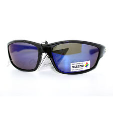 Xloop Polarized Mirror Lens Sunglasses Sports Oval Wrap Around Fashion