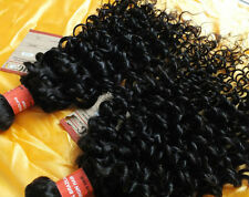 CA Virgin Brazilian Human Hair Extension 100g Remy Deep Wave Wavy Hair Weave