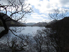 Ullswater Lake District Cumbria Canvas Pictures Wall Artwork Prints Many Sizes