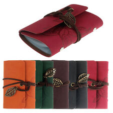 New Fashion Practical Leather Business Credit ID Card Holder Case Wallet Elegant