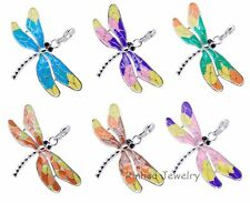 Hot New Charm Retro Fashion Dragonfly Long Chain Sweater Necklace Pendants