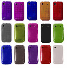 LCD + TPU Gel Case Phone Cover Accessory for Samsung Galaxy S 4G T959v SGH-T959v