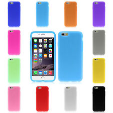 New Rubber Silicone Soft Gel Skin Case Cover For iphone 6 6G 4.7 Inch Pop