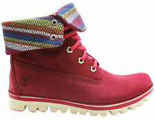 Timberland Earth Keepers Brookton Roll Top Womens Boots (8836R) D112