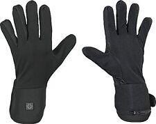 Heated Glove Liners Battery Powered Black S/M/L/XL
